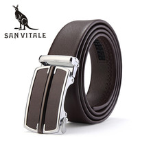 Buy Belts Mens Belt Genuine Leather Cowskin Ceinture Classic Style Buckle Jeans 2018 New High Reversible Designer Casual for $13.23 in AliExpress store
