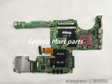Motherboard ASSY GM848 for Dell XPS M1330 laptop DT2 integrated graphics system board CN-GM848 6M.4C3MB.003 W/ IO board