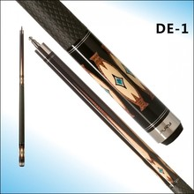 Pool Cue FURY DE Series 147cm Billiards American 11.75mm / 13 mm tip (optional) 8 Ball 9 Ball  pool Stick DE-1