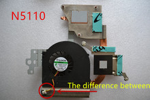 Brand New CPU Cooling heatsink/fan for For DELL Inspiron 15R N5110 M5110 M511R