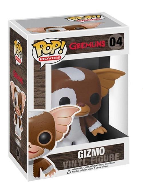 Funko POP Movies 04 # Gremlins Gizmo Cute 9.5cm Vinyl Figure Figurine Original Collection<br><br>Aliexpress