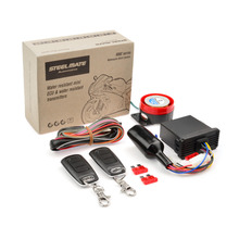 Motorcycle Alarm 886E Water Resistant ECU Engine Immobilization With Transmitter Anti-theft For Motorcycle