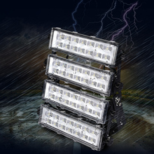 LED Floodlight Tunnel Spot Ligh Module Assembly Super Brightness Outdoor Garden IP67 40W 80W 120W 160W SMD LED Flood Light(China)