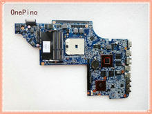 650851-001 for HP PAVILION DV6-6000 NOTEBOOK PC for HP DV6-6000 DV6-6100 Laptop Motherboard DV6-6000 HD6750/1G 100% test(China)