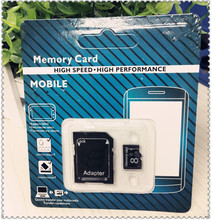 TF card for cell phone with adapter Best price for memory cards 4 8 16 128GB micro TF card BT9 High speed