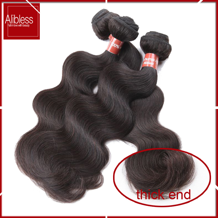 4 bundles virgin Indian wet and wavy hair cheap unprocessed body wave hair weaving free shipping 10A grade hair weft extensions<br><br>Aliexpress