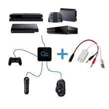 China Reseller Original CROSS HAIR/CrossHair mouse and keyboard Converter For PS4 / Xbox One /switch(China)