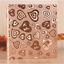 6Inch 400/600/660PCS Leather Photo Album Book Good Quality Baby Family Large Capacity Photo Wedding Picture Gallery Photos Decor(China)