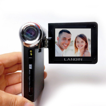 LANQIN Portable Digital Video Camera HD 1280X720P DV & Take pictures & separate recordings 3 in 1 gift DVR cameras DV-5090s
