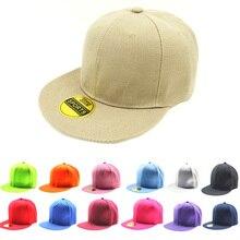 Hip Hop Hats Men Women Baseball Caps Snapback Solid Colors Cotton Racing Bone European Style Classic Gorras Trend Casquette