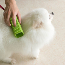 Silicone Cats And Dogs Hair Cleaner, Bristles Hair Sticker Comb, Hair Removal Device For Pet Fur Grooming