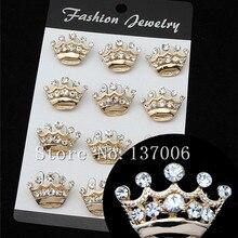 danbihuabi Brooches bouquet 12pcs lot Cheap Costume Jewelry Rhinestone  Crown Brooch Wholesale King Crystal Brooch e362341ea6e7