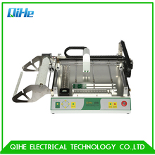 QIHE TVM802C led bulb assembly machine high speed LED automatic pick and place machine SMT/SMD/PCB machine