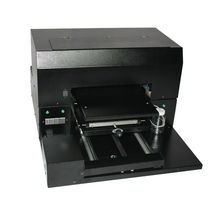 Economical A3 size UV printer , A3 size UV printer for plastic, metal , acrylic , leather , ceramic etc printing