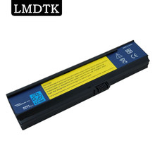 LMDTK New laptop battery for Acer Aspire 3030 3050 3200 3600 3680 5500 5570 5050 BATEFL50L6C40 SQU-525  6CELLS Free shipping