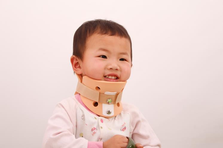 Childrens neck stiff neck Crooked neck correctional child neck cervical traction apparatus pediatric torticollis migraine and o<br>