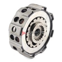 Clutch of 125CC ATV OFF ROAD VEHICLE BRAND OF NITRO EAGLE Engine clutch lock 18 gear(China)