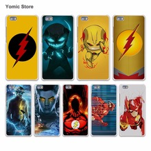 Comic Book Collages flash man logo hard White Case Cover for Huawei P7 P9 P8 Lite P9 Plus Mate 9 8 7 S Phone Case