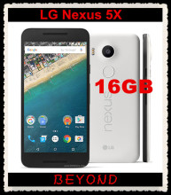 LG Google Nexus 5X H791 Original Unlocked GSM 4G LTE Android 5.2'' 12.3MP Hexa Core RAM 2GB ROM 16GB Mobile phone Dropshipping