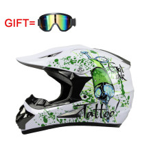 New fashion design Off-Road Helmet motocross helmet professional Downhill motorcycle helmet Dirt Bike Rally racing capacete wlt