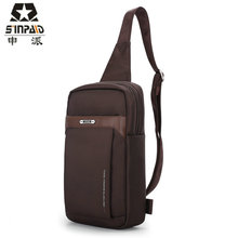 Sinpaid Oxford Men Handbags Vintage Chest Bags Fashion High Quality Travel Crossbody Bag Man Messenger Bag Blue/Black/Coffee-FF