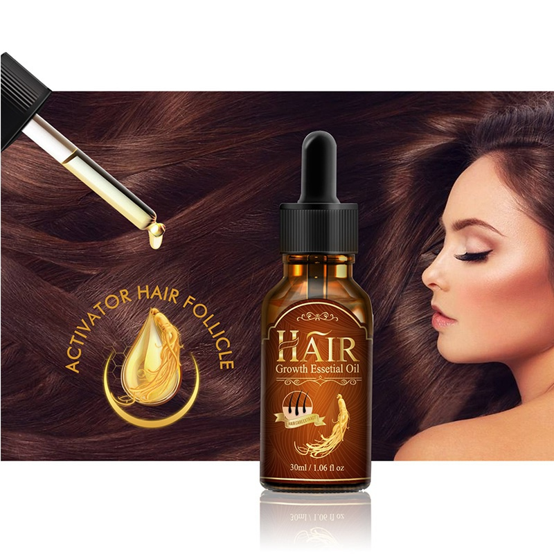 ALIVER Hair Loss Products Essence Treatment Men Women Hair Care Growth Fast Powerful Repair Root Serum Beauty Treatments 2