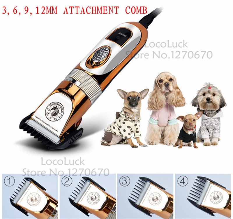 Pet Trimmer Scissors Dog27