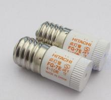 2pcs HITACHI Starter FG-7E 4-10W, JET TE,E17 base,FG7E for fluoresent lamp tube(China)