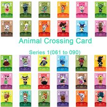 Карта Animal Crossing Card Amiibo для серии NS Games 1 (061 до 090)(Китай)