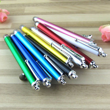 10000pcs/lot Fine Point Fiber Tip Touch Screen Pen Capacitive Stylus Pen For iPad iPhone 7 6s 5s 4s All Mobile Phones Tablet