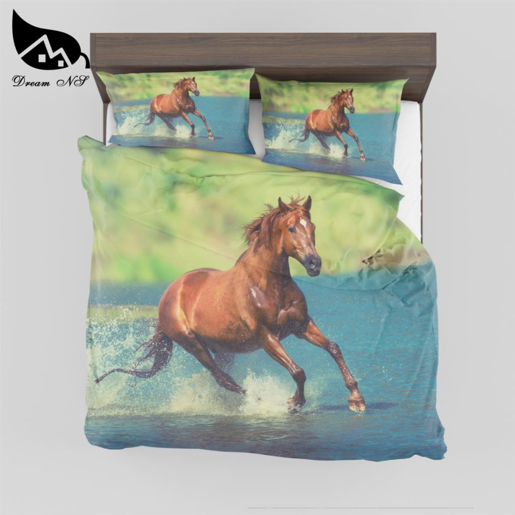 Dream NS Super soft Polyester cotton home textile products 3D effect prints Comfor Quilt Duvet Bedclothes Pillowcase SMY14