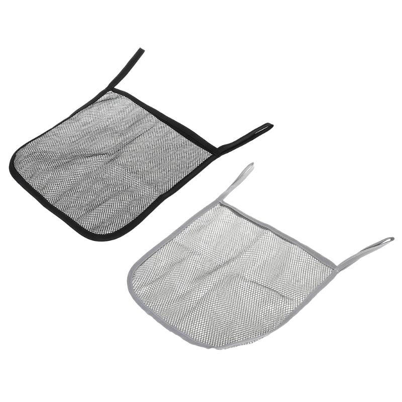 Clear Mesh Hanging Portable Diaper Organizer Umbrella Baby Stroller Storage Bag