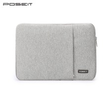 POSEIT laptop Liner sleeve 12 13 14 15 15.6 Women Men Notebook Bag Case 14 Laptop Sleeve for MacBook Air 13 11 Case(China)