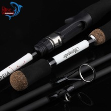 2017 New Constellation Series - CASSIOPEIA Portable Travel Fishing Rod 2.28m 1/16-3/8oz 4-20LB Casting Spinning Fishing Rod