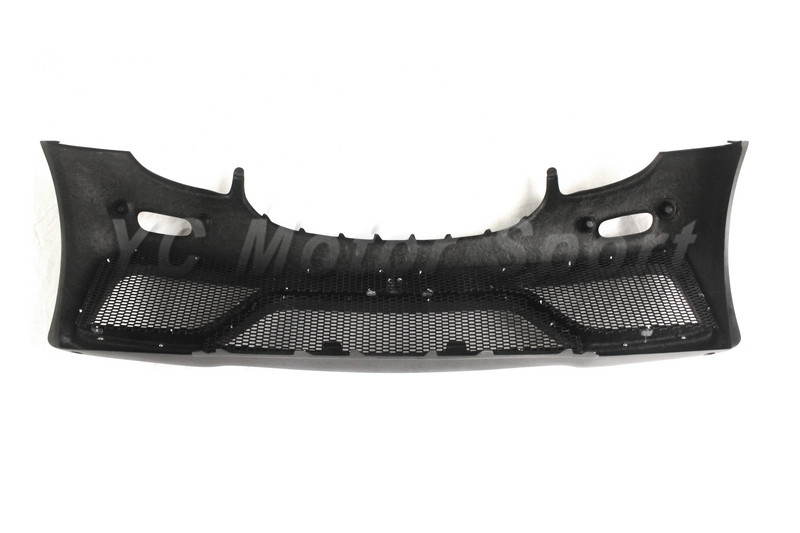 2015-2017 Smart Fortwo C453 & Forfour W453 AMG Style Front Bumper FRP (7)