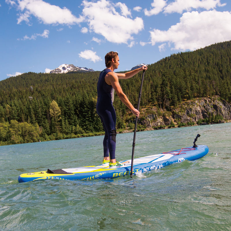 Blue surfboard stand up paddle board | SUP Boards