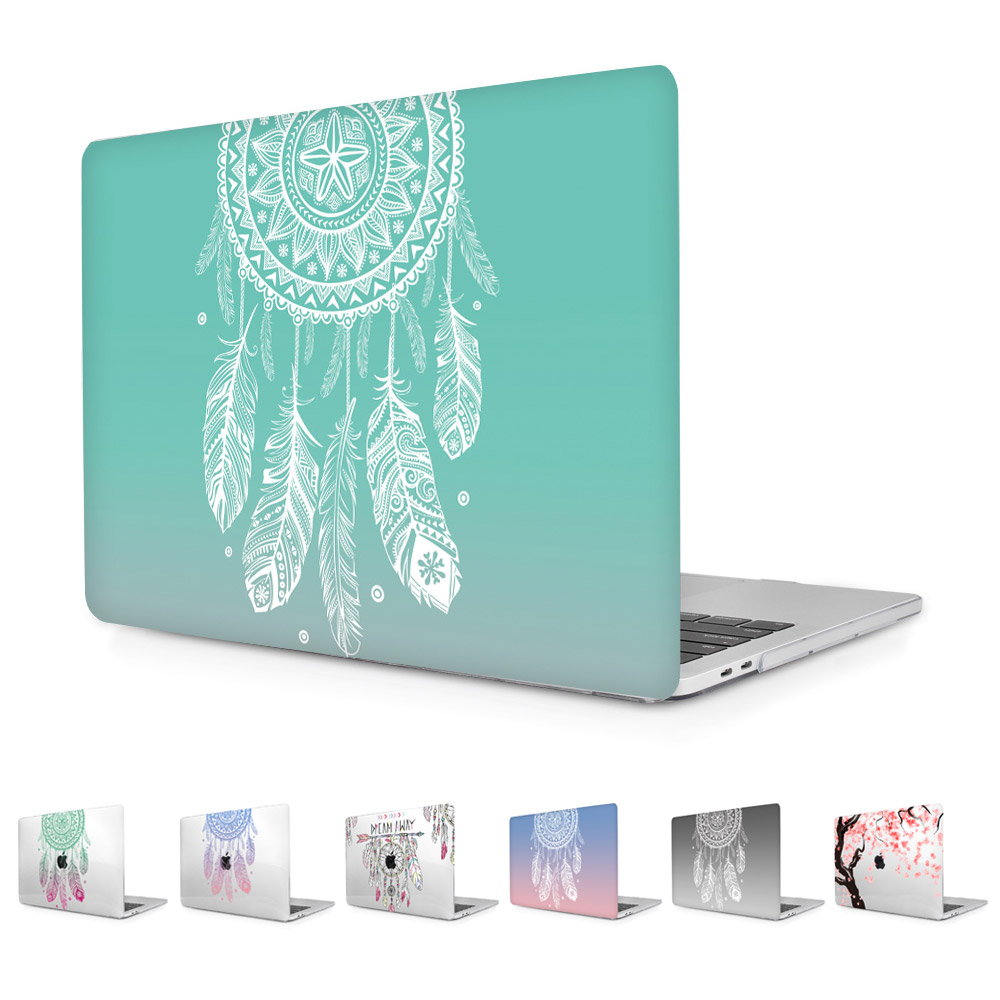 Dream Catcher Print Crystal Hard Case For New Macbook Pro 13 15 2017 model A1706 A1708 A1707 with Touch Bar Touch ID <br><br>Aliexpress