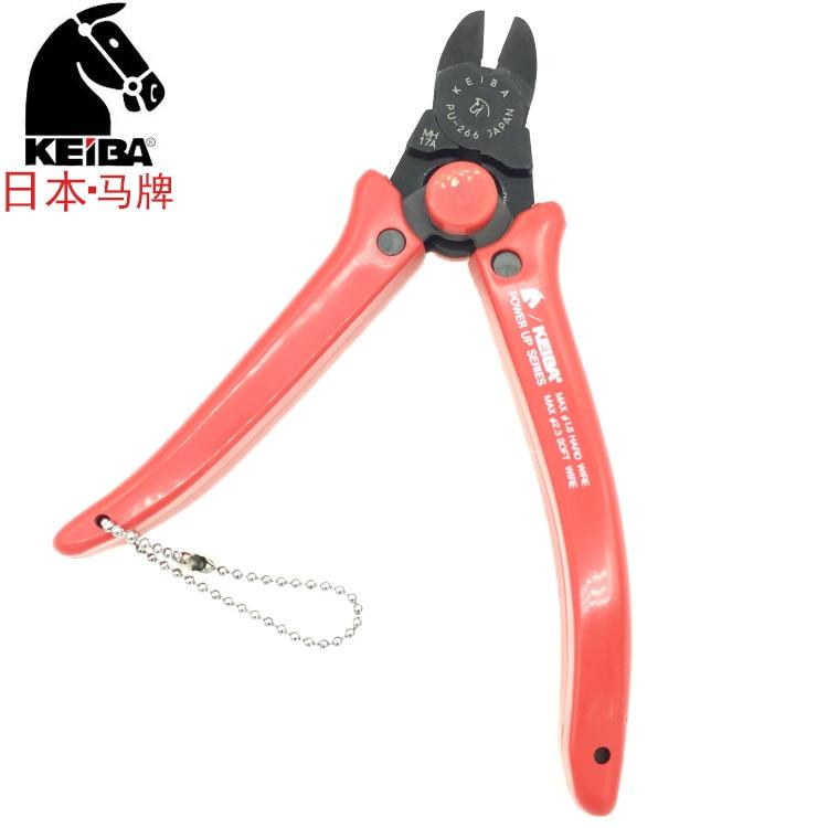 keiba/® Plano Redondo Alicate