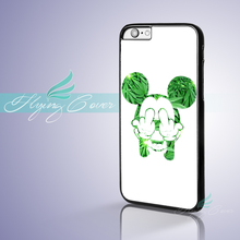 Coque Mickey Weed Style Fundas Capa Phone Cases for iPhone X 8 8Plus 7 6 6S 7 Plus SE 5S 5C 5 4S 4 Case for iPod Touch 6 5 Cover