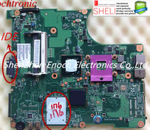 6050A2170201-MB-A03  for Toshiba Satellite L350  L355 Laptop motherboard  V000148010  IDE DVD interface   SHELI stock