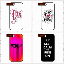 Sport Extreme Fox Racing Phone Cover case for iphone 4 4s 5 5s 5c 6 6s plus samsung galaxy S3 S4 mini S5 S6 Note 2 3 4  DE1075