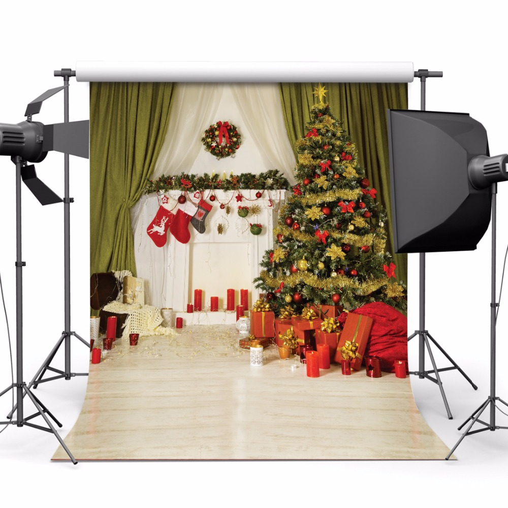Christmas backdrop photography 300x300cm christmas backdrops photography  fond studio photo vinyle photography-studio-backdrop<br><br>Aliexpress