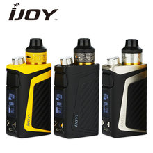 Buy IJOY RDTA BOX Mini Kit Built-in 2600mAh Battery 100W Box MOD & 6ml Tank Atomizer Vaporizer VS SMOK SKYHOOK RDTA BOX Vape Kit for $51.81 in AliExpress store