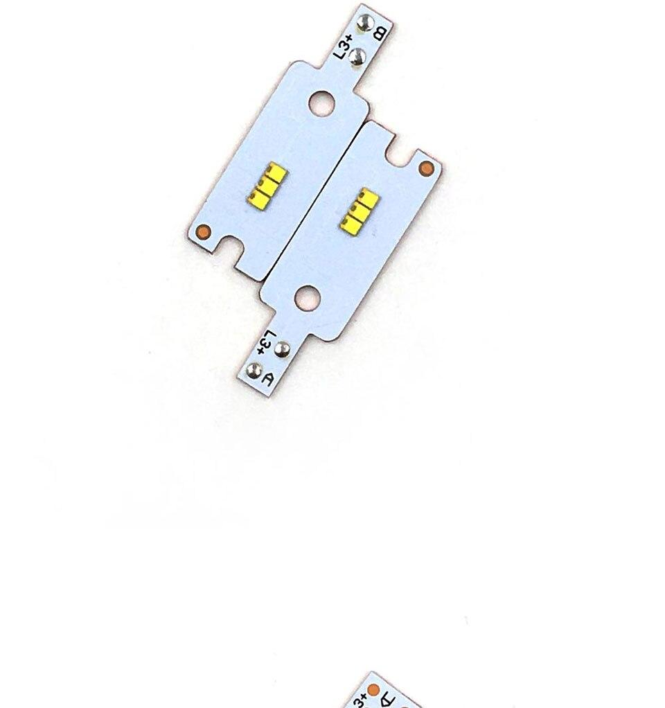 ZES COB LED Chip for X3 Car Headlight Bulbs H1 H3 H4 H7 9005 9006 880 H13 9004 9007 Auto Headlamp Light Source X3 ZES Chip (6)