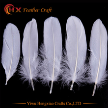 Best Price BIG Promotion 50pcs/lot Natural White Feather Goose 150-200mm Decoration Wedding DIY Material Accessories(China)