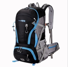 45L Outdoor Sport Bag ,Mochila for Outdoor Camping Hiking Bagpack,34*55*16cm Sport Bag waterproof(China)