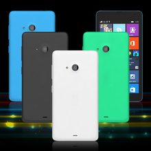 for Microsoft Lumia 535 / Dual SIM OEM Battery Housing Rear Smartphone Replacements Cover Case for Lumia535 Shells Fundas Part