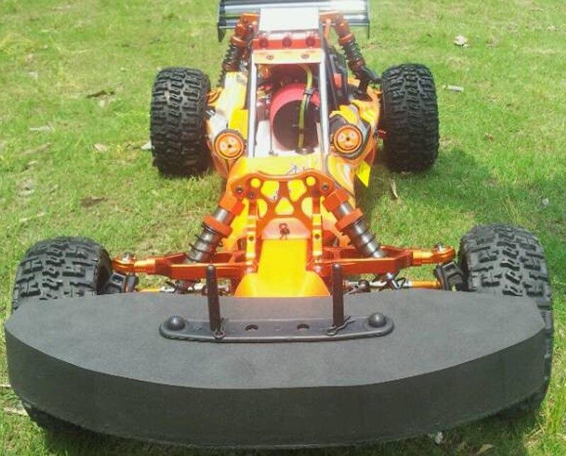1//5 Scale Rovan Front Foam Bumper Kit for Race Car Conversion Fit HPI Baja 5B 5T
