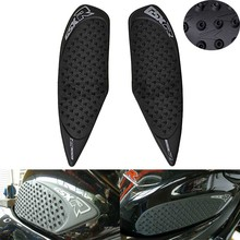 For Suzuki GSXR 600 750 2008-2010 GSXR600 GSXR750 K8 Protector Anti slip Tank Pad Sticker Gas Knee Grip Traction Side 3M Decal(China)