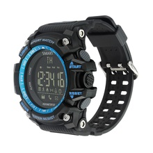 Buy Kalulu 505 Smart Watch Waterproof IP68 Swimming Ultra-long Standby Outdoor Bluetooth 4.0 Sport Smartwatch IOS Android Phone for $22.71 in AliExpress store